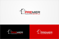 Premier Renovation Services LLC Logo - Entry #14