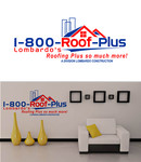 1-800-Roof-Plus Logo - Entry #169