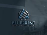 Blueprint Wealth Advisors Logo - Entry #156