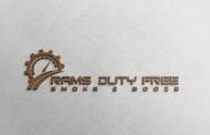 Rams Duty Free + Smoke & Booze Logo - Entry #15