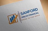 Sanford Krilov Financial       (Sanford is my 1st name & Krilov is my last name) Logo - Entry #264