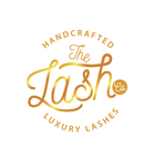 the lash co. Logo - Entry #123