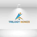 TRILOGY HOMES Logo - Entry #63