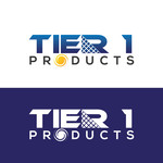 Tier 1 Products Logo - Entry #173