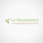 Le Mouvement des Entreprises du Val d'Oise Logo - Entry #38