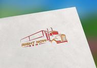 Right Now Semi Logo - Entry #63