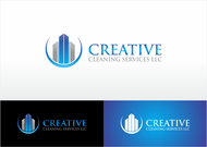 CREATIVE CLEANING SERVICES LLC Logo - Entry #56