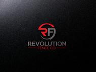 Revolution Fence Co. Logo - Entry #46