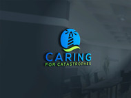 CARING FOR CATASTROPHES Logo - Entry #38