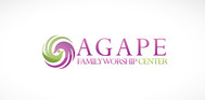 Agape Logo - Entry #146