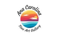 Ana Carolina Fine Art Gallery Logo - Entry #74