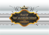 Band of Warriors For Christ Logo - Entry #93