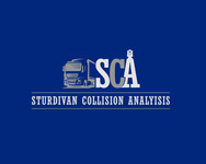 Sturdivan Collision Analyisis.  SCA Logo - Entry #219