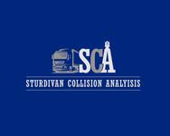 Sturdivan Collision Analyisis.  SCA Logo - Entry #219