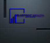 Blueprint Wealth Advisors Logo - Entry #491