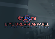 LiveDream Apparel Logo - Entry #83