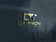 Dawson Transportation LLC. Logo - Entry #216