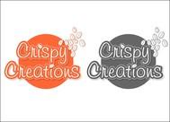 Crispy Creations logo - Entry #93