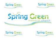 Spring Green Memorial Church Logo - Entry #61