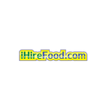 iHireFood.com Logo - Entry #30