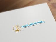 Masters Marine Logo - Entry #358