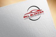Bill Blokker Spraypainting Logo - Entry #97