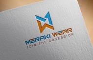 Meraki Wear Logo - Entry #182