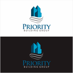 Priority Building Group Logo - Entry #66