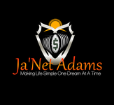 Ja'Net Adams  Logo - Entry #115