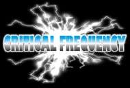 Critical Frequency Logo - Entry #9
