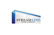 STREAMLINE building & carpentry Logo - Entry #58