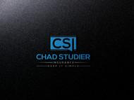Chad Studier Insurance Logo - Entry #2