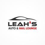 Leah's auto & nail lounge Logo - Entry #91