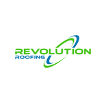 Revolution Roofing Logo - Entry #492