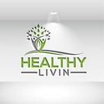 Healthy Livin Logo - Entry #455