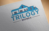 TRILOGY HOMES Logo - Entry #298