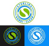 Sterling Handi-Clean Logo - Entry #125