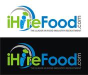 iHireFood.com Logo - Entry #92