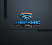 Shepherd Drywall Logo - Entry #79