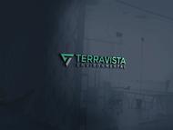 TerraVista Construction & Environmental Logo - Entry #103