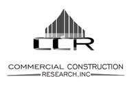 Commercial Construction Research, Inc. Logo - Entry #134