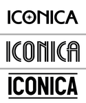 ICONICA Logo - Entry #106