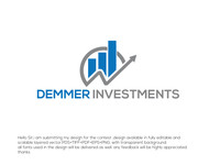 Demmer Investments Logo - Entry #151