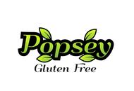 gluten free popsey  Logo - Entry #85