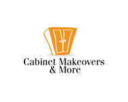 Cabinet Makeovers & More Logo - Entry #152