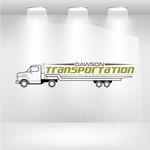 Dawson Transportation LLC. Logo - Entry #230