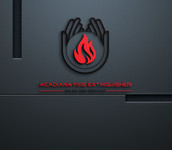 Acadiana Fire Extinguisher Sales and Service Logo - Entry #213