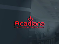 Acadiana Fire Extinguisher Sales and Service Logo - Entry #20