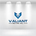 Valiant Retire Inc. Logo - Entry #348