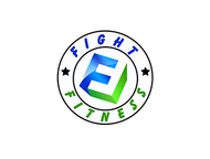 Fight Fitness Logo - Entry #14